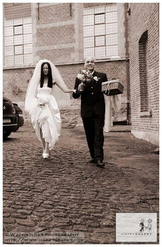 mariage Jean Prevot Lu Lessines