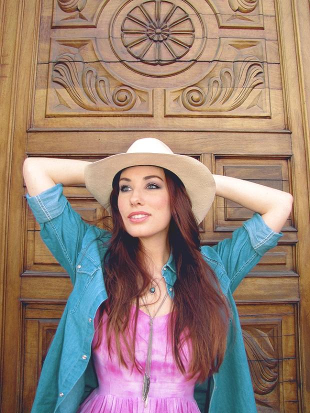 LaurenElaineLaQuintaPalmSpringsDejaDress