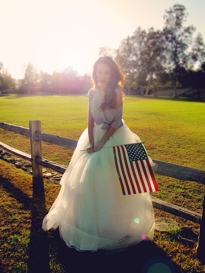 Fashion Designer Lauren Elaine Made in the USA