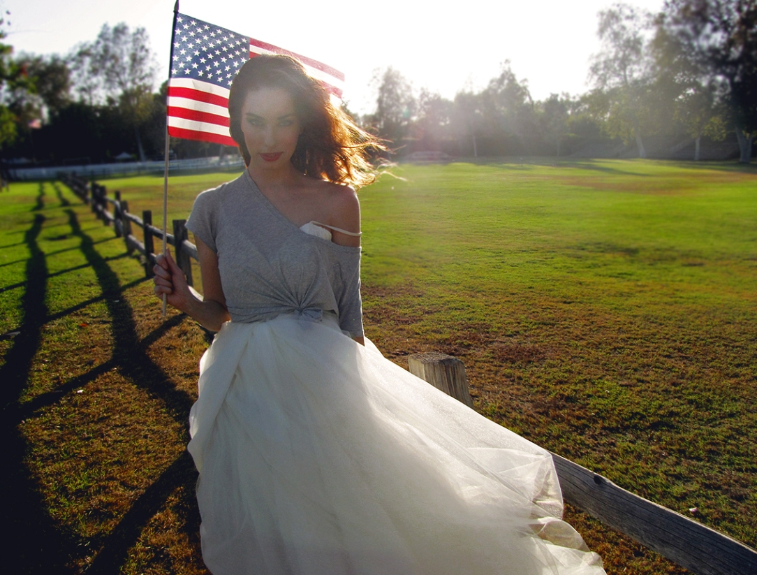 Lauren Elaine Bridal Made in the USA