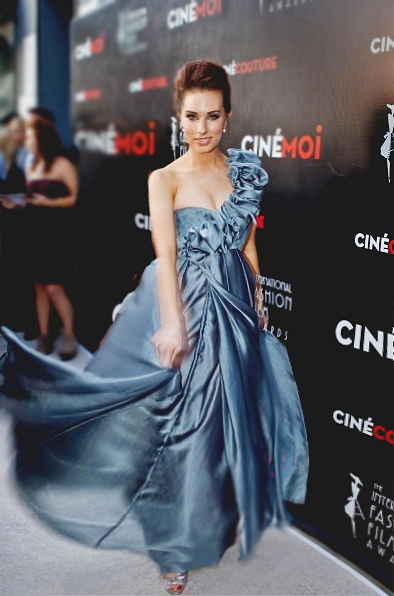 laurenelainefashionfilmawardsredcarpet