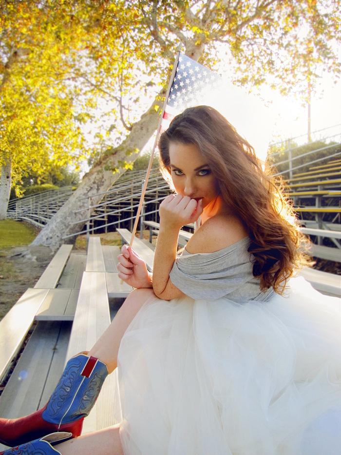 Lauren Elaine Powell Fashion Designer