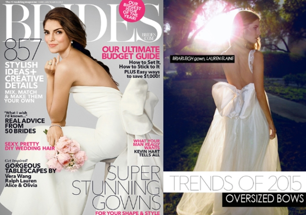 Lauren Elaine Bridal Review Brides Magazine
