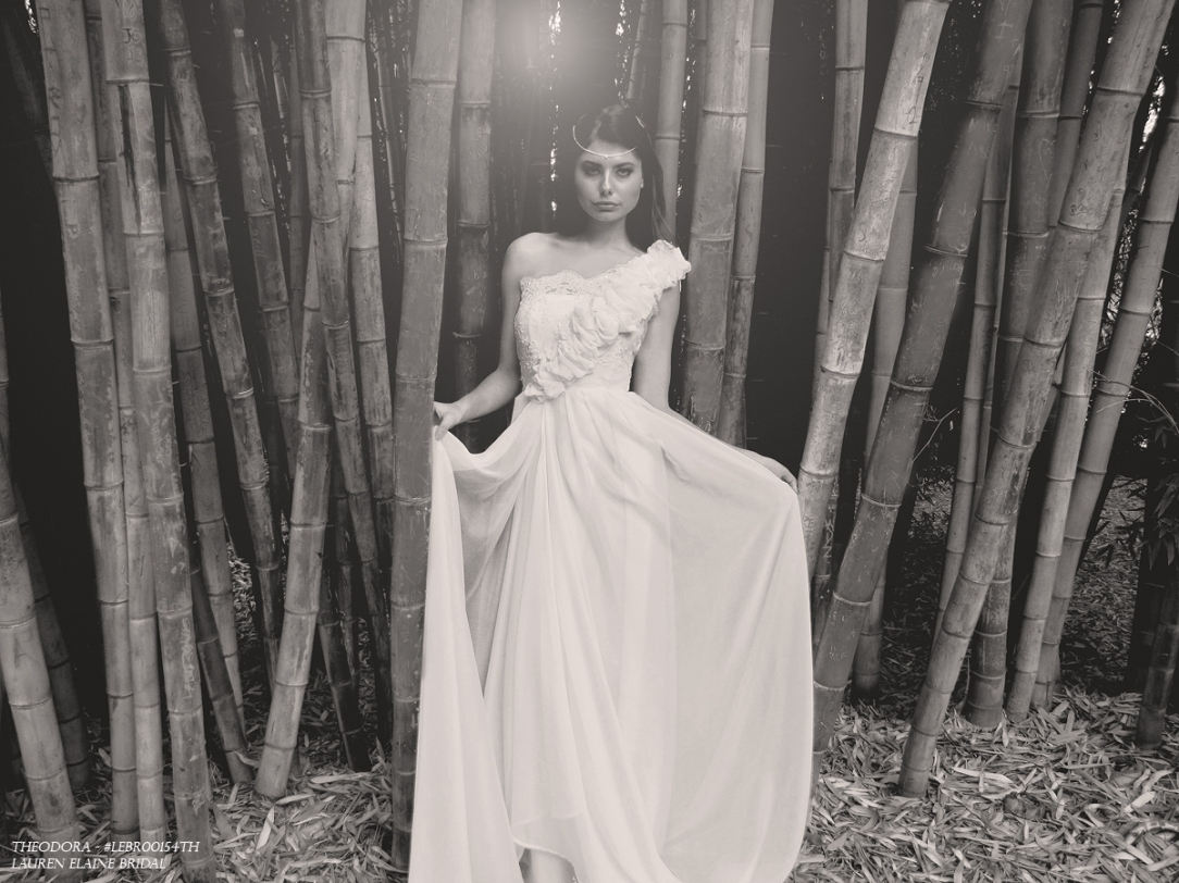 exotic bridal. destination wedding gowns