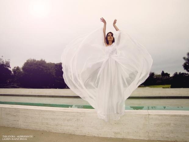 bohemian designer bridal