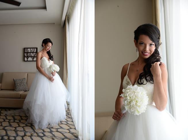 Lauren Elaine Bridal Bellara Gown - Real Life Bride