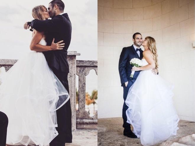 Lauren Elaine Bridal, Lotus Gown, Real weddings at the Sanctuary Cap Cana