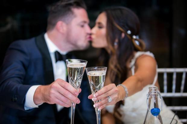 Lauren Elaine Bridal - Real Weddings - Hyatt Regency Huntington Beach