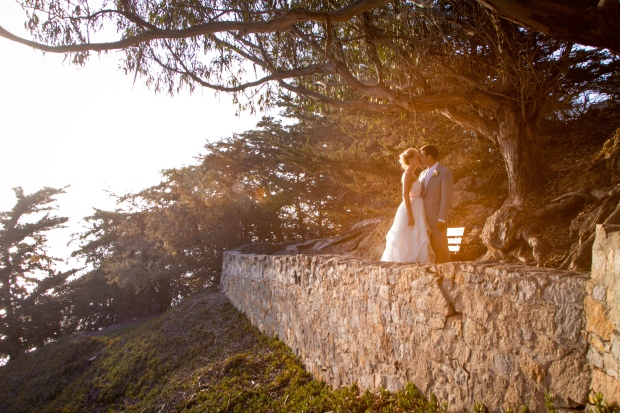 Janna's custom Lauren Elaine Bridal Gown