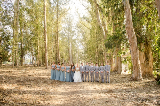 Morra Bay Inn Weddings - Lauren Elaine Bridal