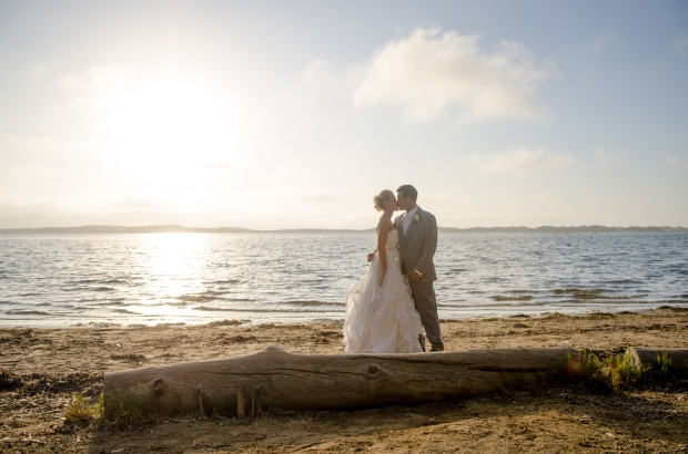 Lauren Elaine Bridal - Real Weddings: Cambria Gown