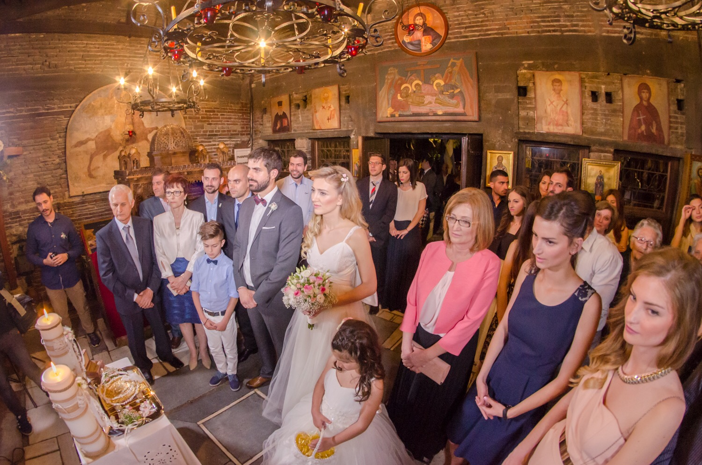 Lauren Elaine Briarleigh Gown, Athens Greece Wedding
