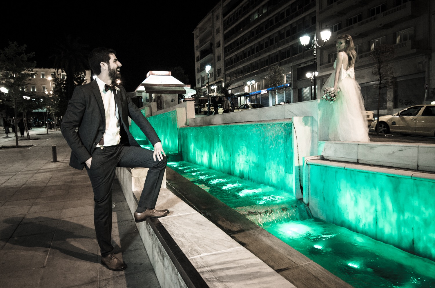 Weddings in Athens, Greece.