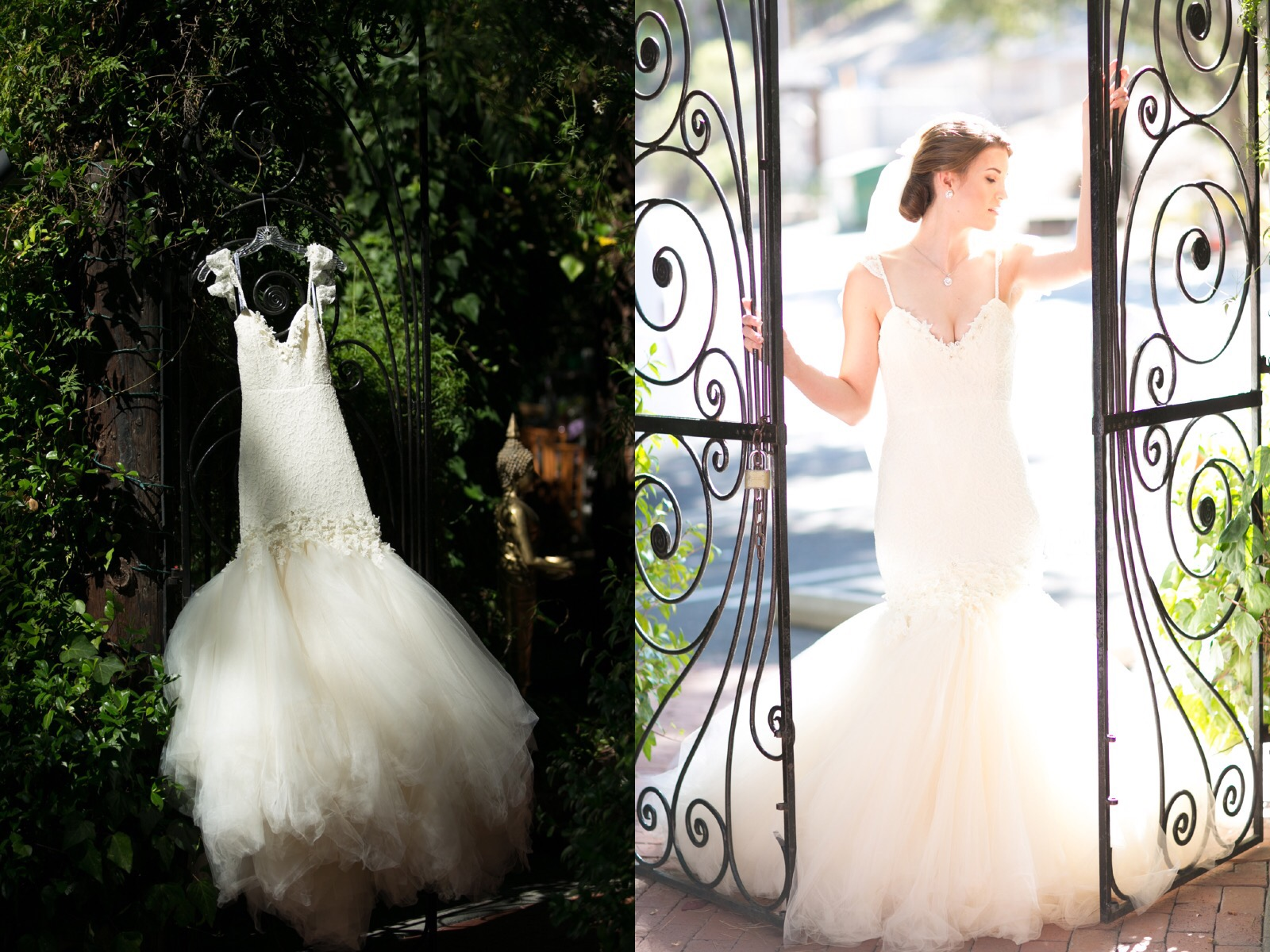 Our Brides: Lauren Elaine Aurelia Gown
