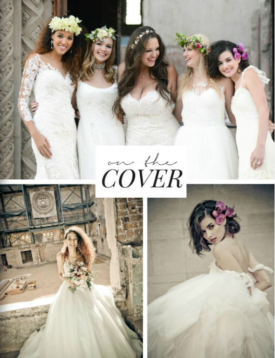 Lauren Elaine Aurelia Gown for Weddings Arizona WedAZ Magazine