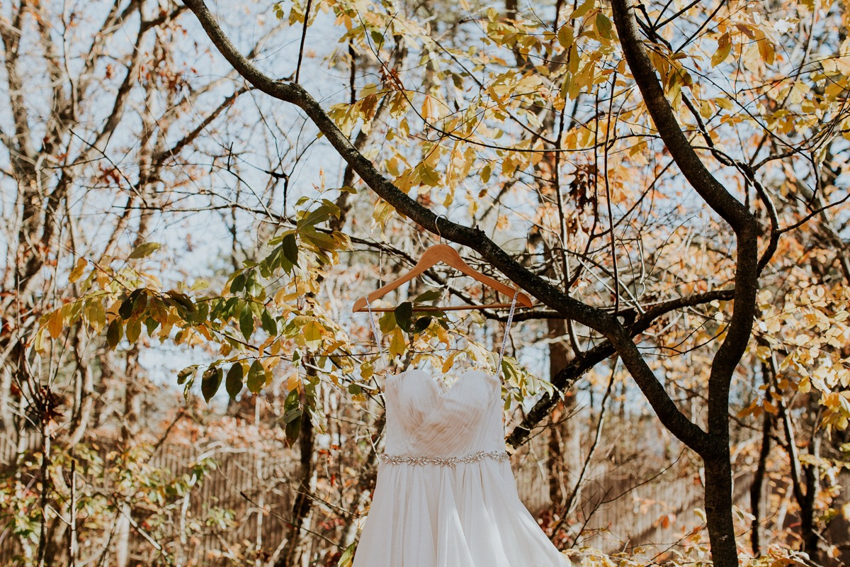 East Coast Long Island New York Wedding in Lauren Elaine Bridal