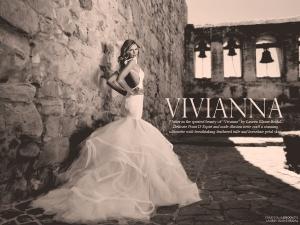 Vivianna by Lauren Elaine Bridal. View the look book.
