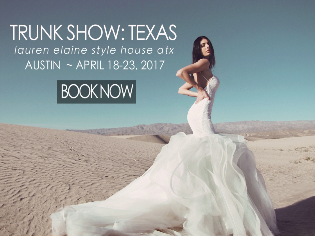 TRUNK SHOW: TEXAS (Austin) – Once Upon A Seam