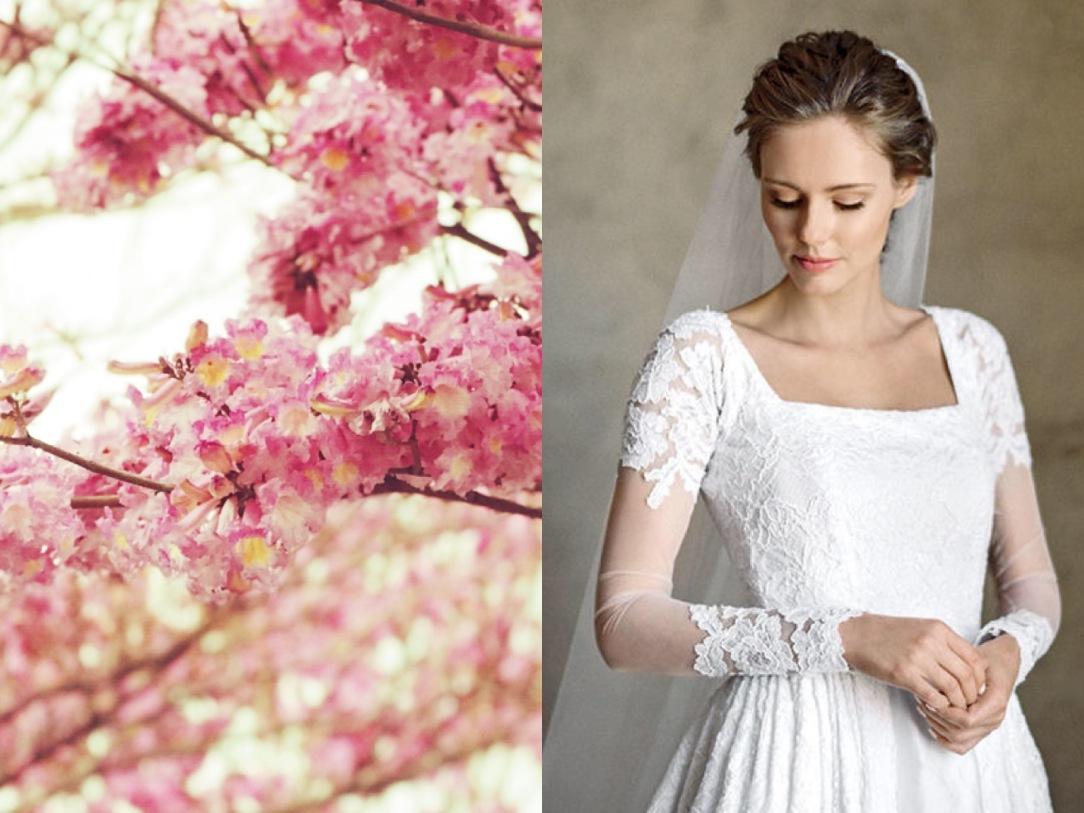 best blush bridal makeup alyssa campanella wedding