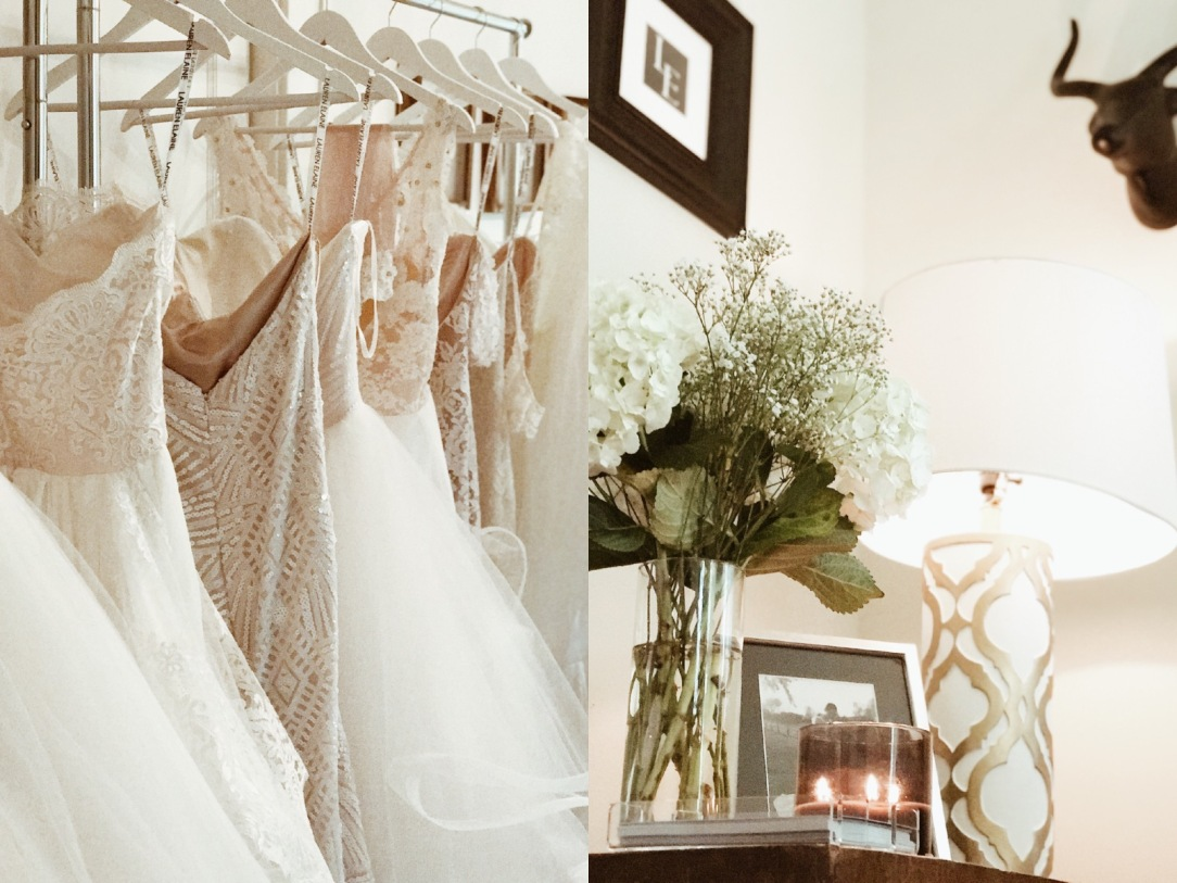 lauren elaine style house atx texas bridal salon ambiance