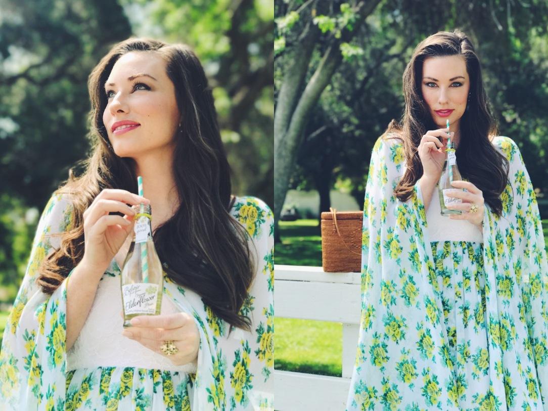 Lauren Elaine vintage gourmet lemonade wedding giveaway