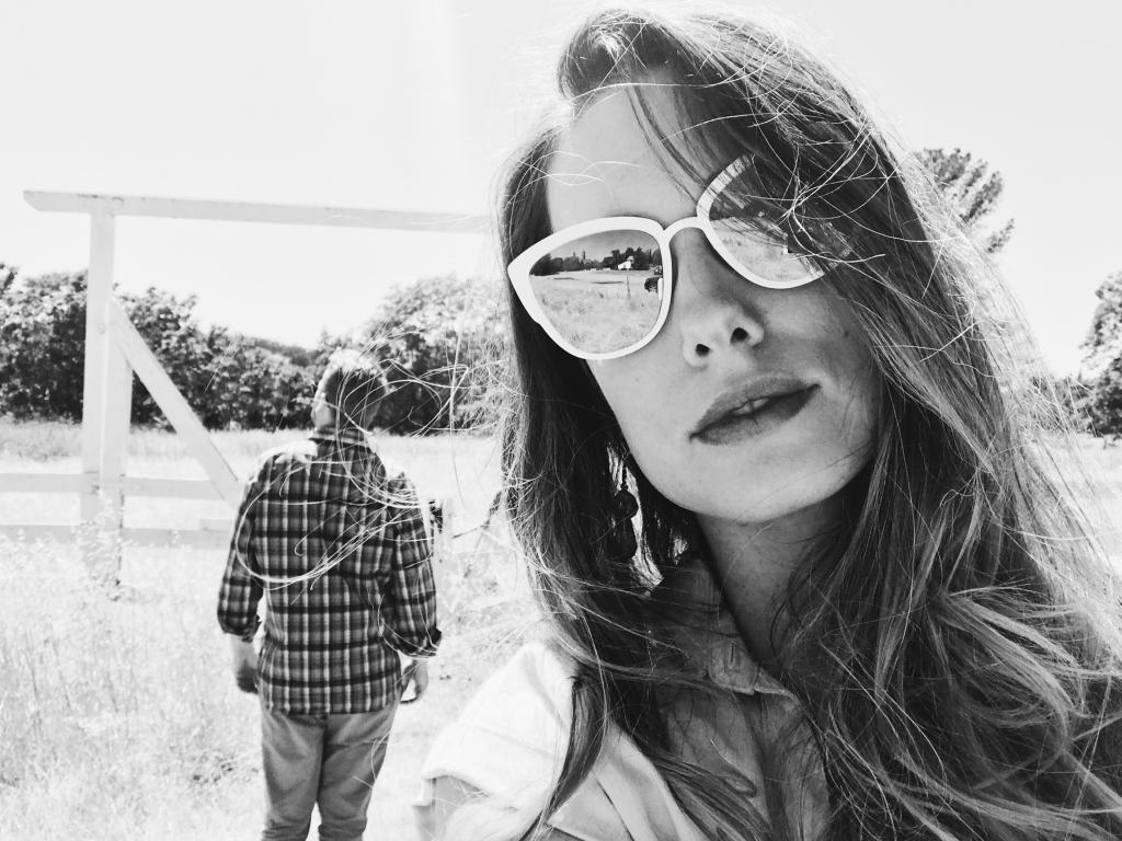 Bridal Fashion Designer Lauren Elaine visits Los Olivos