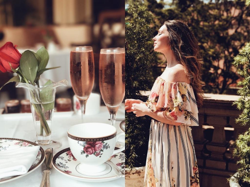 Los Angeles Bridal Designer Lauren Elaine explores the Langham Huntington Pasadena in California