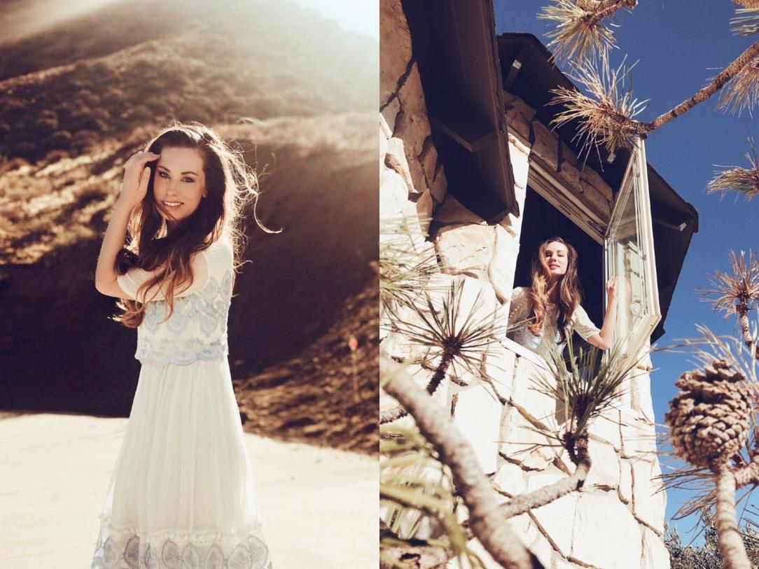 Fashion Designer Lauren Elaine shares a look at her new home, Castle Vista.