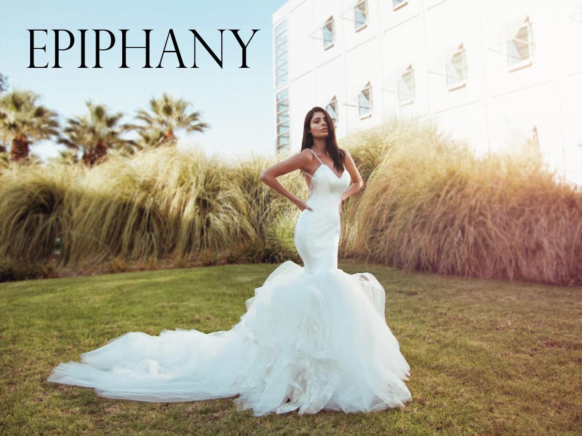 Sleek Mermaid Wedding Dresses