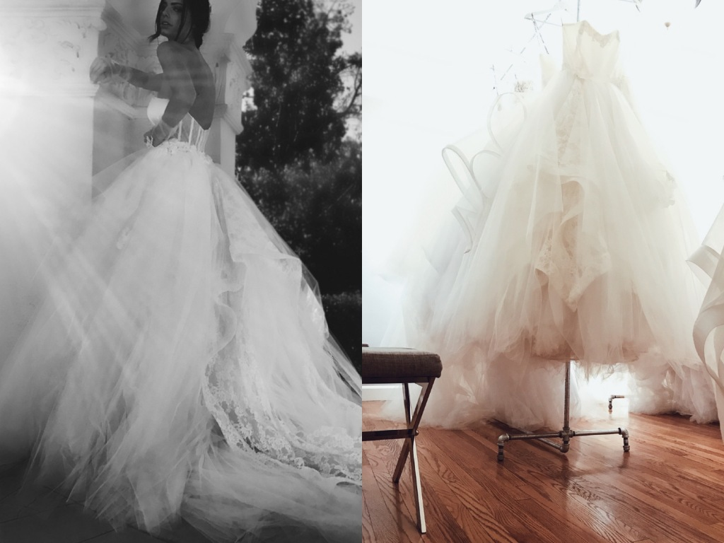 Book your appointment to find your dream dress at the Lauren Elaine bridal salon in Los Angeles