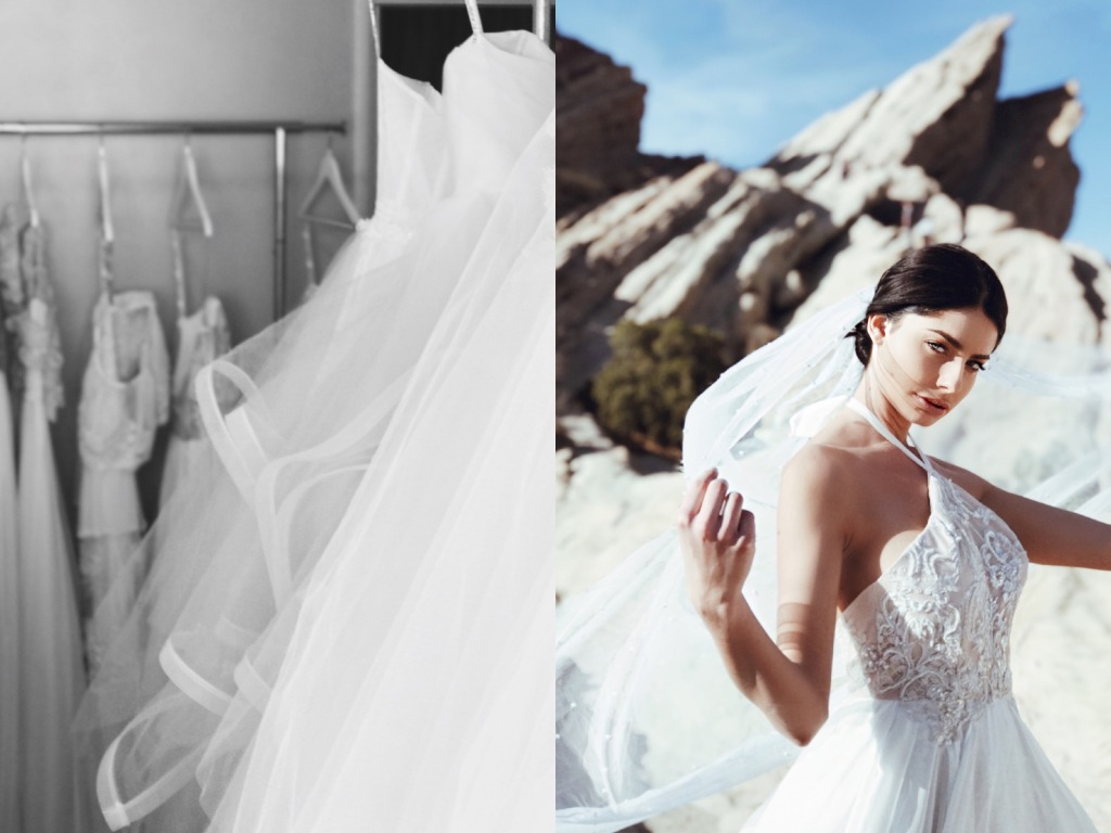 Find your dream wedding dress at the Lauren Elaine trunk show in Houston, Texas