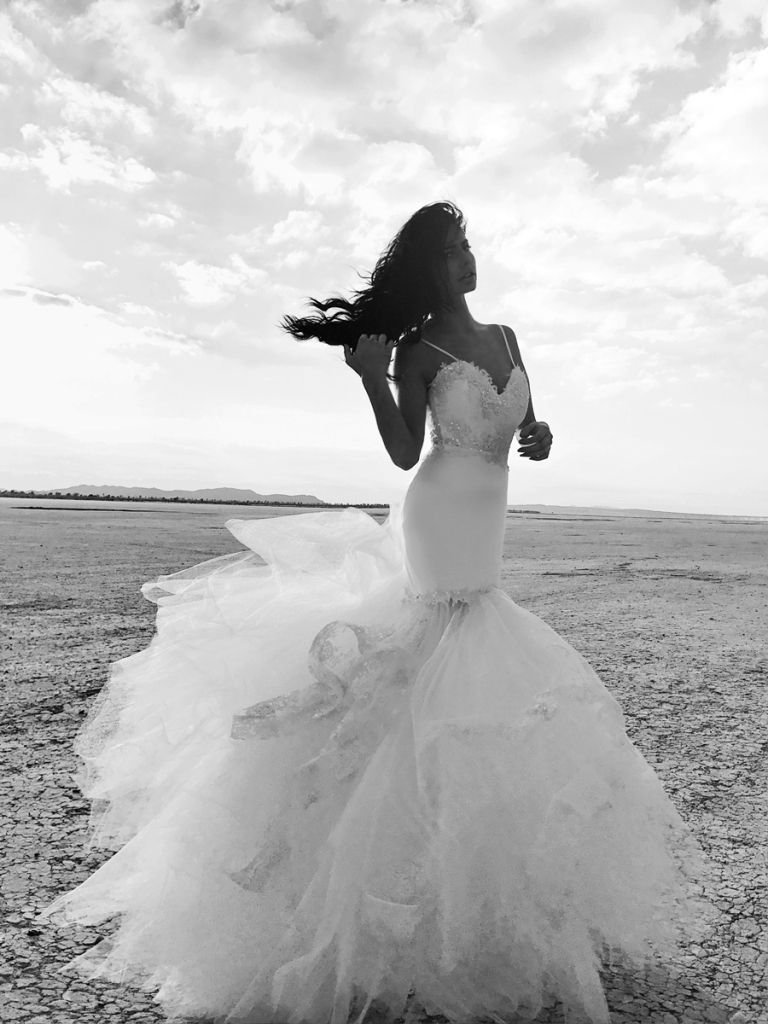 Shop the best mermaid wedding dresses and gowns in los angeles by lauren elaine bridal