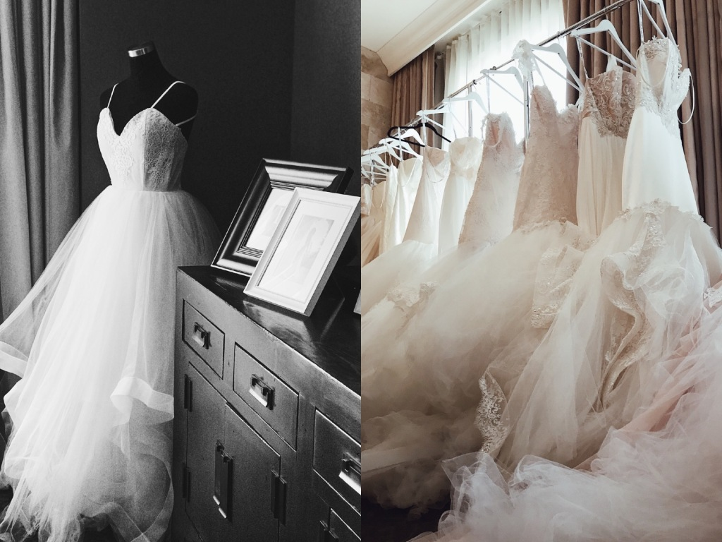 An inside look at the Lauren Elaine Bridal Style Suite experience in Houston, Texas