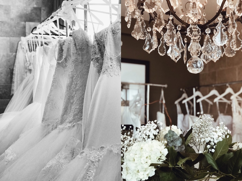 Inside the Lauren Elaine Bridal Trunk Show in Houston, Texas