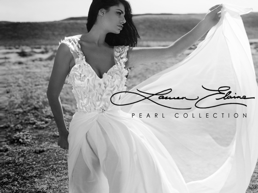 lauren elaine pearl collection affordable designer wedding dresses and bridal gowns under 2000