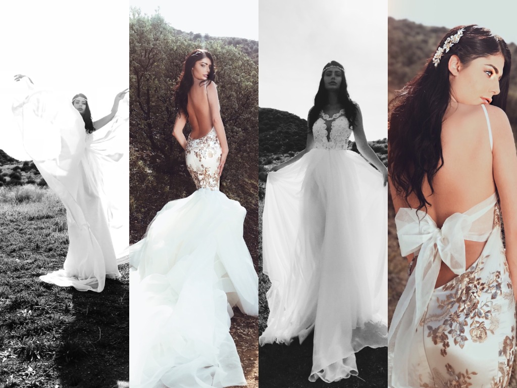 Lauren Elaine Bridal new collection releases for Bridal Fashion Week