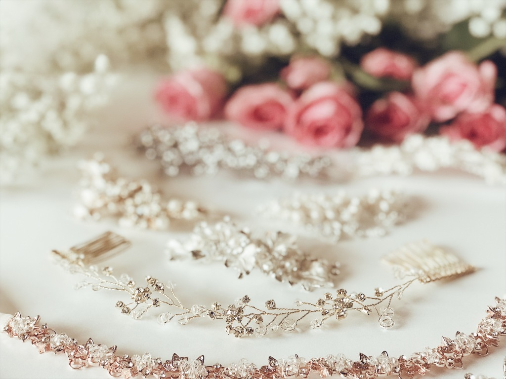 Lauren Elaine Bridal Accessories Collection