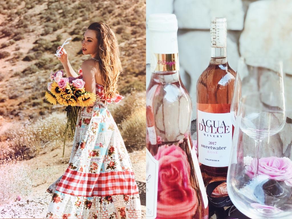 Designer Lauren Elaine shares the results of a rosé wine taste test