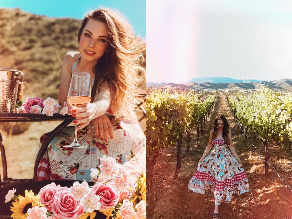 Designer Lauren Elaine shares her favorite Rosé wines for summer