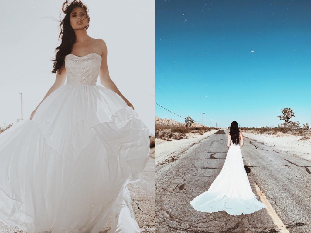 Lauren Elaine Bridal Jasper wedding dress