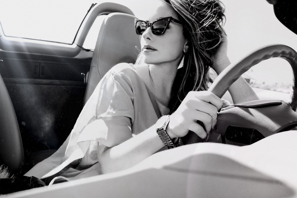 "Lauren Elaine takes the MVMT ""Hustle"" watch and ""Vendetta"" sunglasses for a test drive"